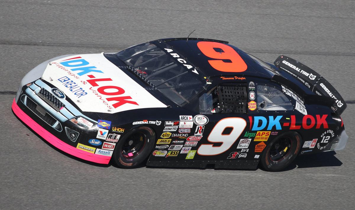 Team Praytor starts 20th season in racing with successful test at Daytona