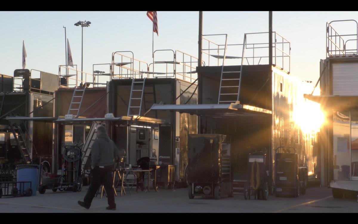 Video: Day Three in Daytona
