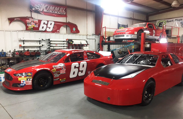 """Catching up with Kimmel Racing ... """"We need to get ahead of it."""""""