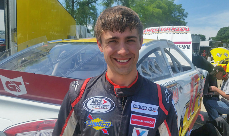 Ty Majeski joins Cunningham Motorsports for 5 races in 2017