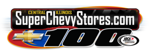 Central Illinois SuperChevyStores.com 100 presented by Jive
