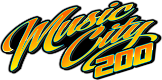 Image result for Music City 200 logo