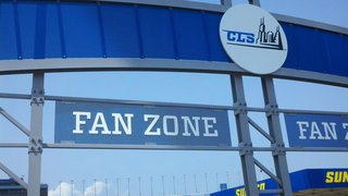 Fan Zone Pic