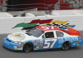 57 Car Daytona Test 2
