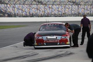 69 Car Daytona Test