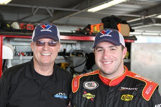 Cunningham Daytona Test
