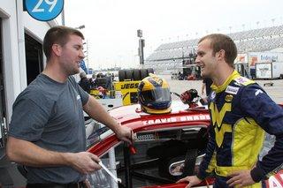 Kimmel Braden Daytona Test