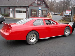 Race Car 004