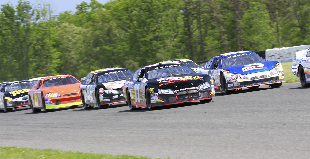 Tracks New Jersey Motorsports Park Arca Racing