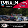 Tune In Salem Speedway