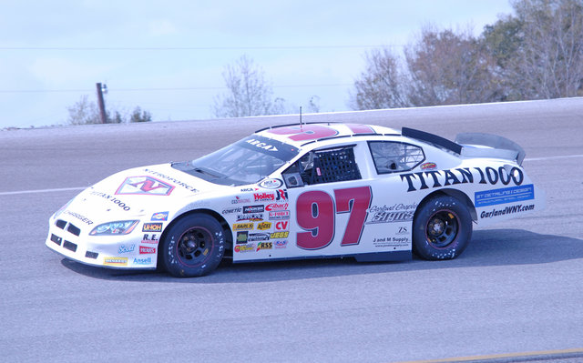 Bobby Hamilton, Jr. car shot Mobile 2015