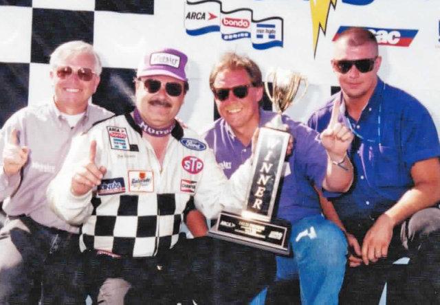 Bob Schacht winner at Memphis