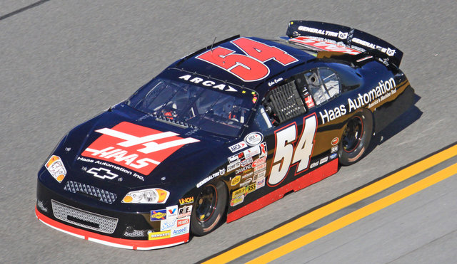 Cole Custer car shot Daytona 2016
