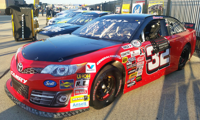 Shane Lee Car Shot Chicagoland 2016