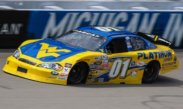 Travis Braden car shot Michigan 2016