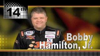 Video: Bobby Hamilton, Jr.