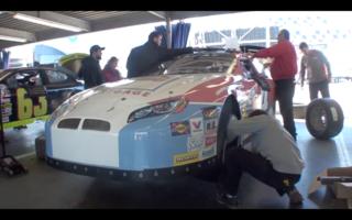 Inside ARCA - Daytona Tech Inspections