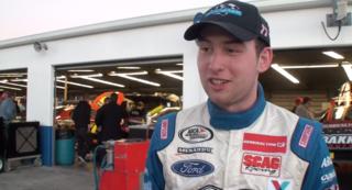 Daytona First Practice Interviews