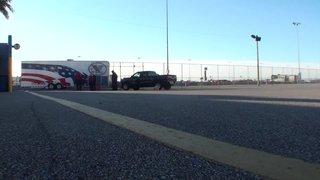 Daytona Hauler Time-Lapse