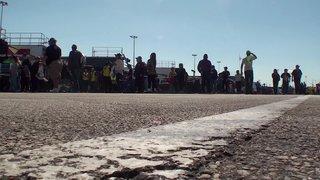 Daytona Fan Walk