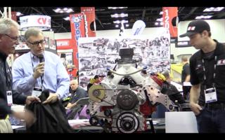 Ilmor Unveils 100th Engine at PRI