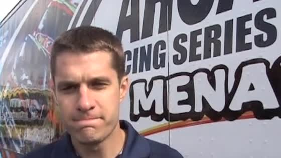 VIDEO: David Ragan talks ARCA CRA Super Series cars