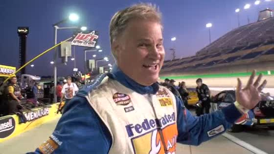 From Jimmy Fallon to Ken Schrader to Matt Tifft