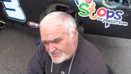 VIDEO: Wayne Hixson...how I got started in racing