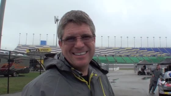 VIDEO: Candid interview with champion crew chief Paul Andrews