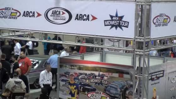 Inside the ARCA Booth at PRI