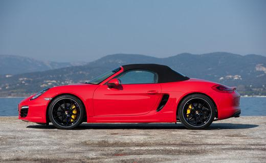 2013 Porsche Boxster S Photo 447271 S 520x318