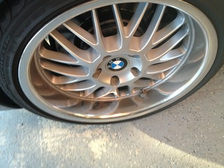 Bmwwheel