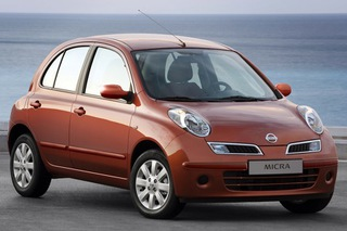 Hideous Nissan Micra 2007 0