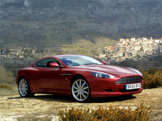 2012 Aston Martin Db91