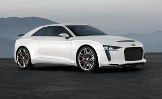Audi Quattro Concept