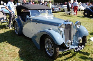 1932 Standard Avon Little Twelve Special