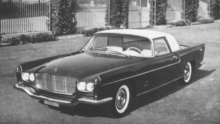 1957 Dual Ghia Chrysler 375 Factory Photo 01