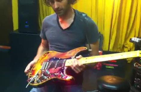 Hendrix Strat
