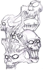 Trip's Tattoo Flash 4797