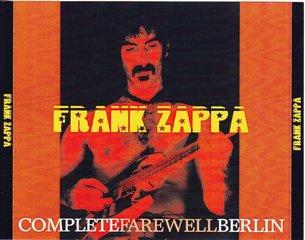 Frankzap Complete Farewell
