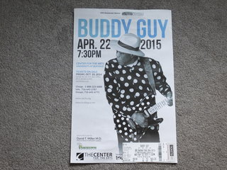 The One the Only Buddy Guy
