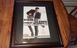 Stanley Clark