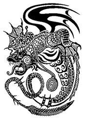 Trip's Tattoo Flash 5394