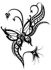 Trip's Tattoo Flash 5539