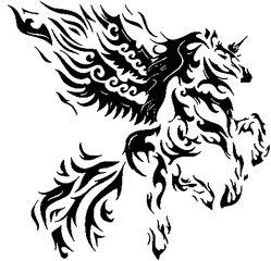 Trip's Tattoo Flash 5544