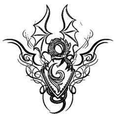 Trip's Tattoo Flash 5619