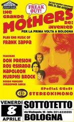 Grande Mother Zappa Postr