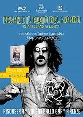 Locandina Zappa Risorseria Postr