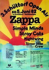 Zappa Cats82poster