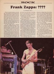 Fz Record Review 1978 June Vol